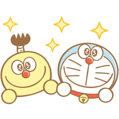 哆啦A夢&藤子・F・不二雄的作品角色貼圖