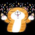 【泰文版】Lan Lan Cat: Super Fun Golden Stickers