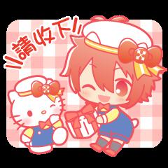 【中文版】IDOLiSH7-偶像星願×Sanrio Characters