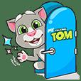 おしゃべりネコのトム 君に夢中!