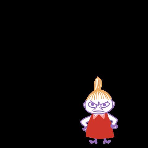 Moomin 實用節慶貼圖