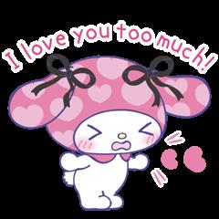 【英文版】My Melody: 2 Much Love