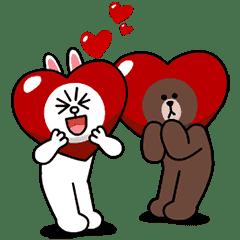 熊大&兔兔(心動約會篇♪)