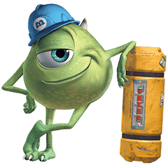 Monsters Inc Line Stickers Line Store