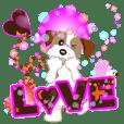 Jack's Love Sticker