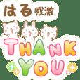 Haru-Special Sticker