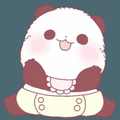 Yururin panda baby