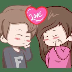 Y&F Sweet Couple