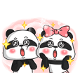 RuriPanda and LilyPanda