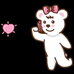 Binnie The Bear : Love Edition