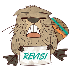 Barli Beaver The Explorer - Archi Lyfe