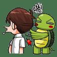 土豆der校園生活2 ft.厭世龜