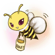 嗡言嗡語-小蜜蜂的生活實用貼圖