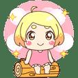 Mei-chan animated! 2