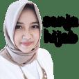 senja hijab