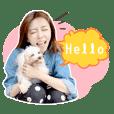 王瞳Hitomi與哈嚕Haru的幸福生活