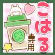 Koharu-Yasasii-Name-