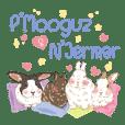 P'Mooguz & N'Jermar