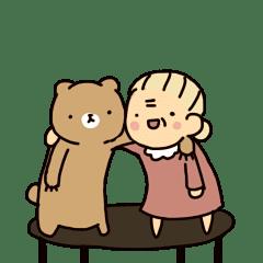 不知回啥就說故事之阿嬤的熊