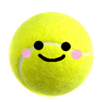 Object stamp-tennis ball