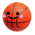 Object stamp-baketball