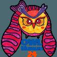 フクロウ 博物館 24