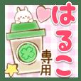 Haruko-Yasasii-Name-