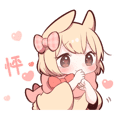 小兔兔女孩4