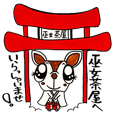 Miko Teahouse Himeji castle shop