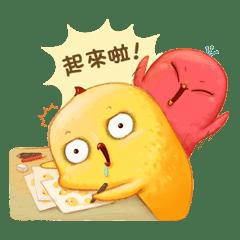 Cheez...z: Warbie & Yama 5 (Chinese)