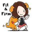Dog Fit Firm by Dr.Tip