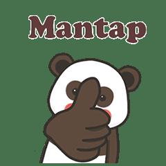 Nupi the Maknae Panda : Animated