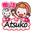 "Pretty Kazuko Chan series ""Atsuko"""