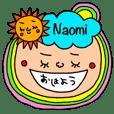 Naomi専用セットパック