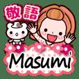 """Pretty Kazuko Chan series """"Masumi"""""""