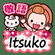 """Pretty Kazuko Chan series """"Itsuko"""""""