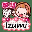 """Pretty Kazuko Chan series """"Izumi"""""""