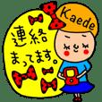 Kaede専用セットパック