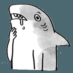 春天先生×鯊魚好朋友:保護鯊魚,拒吃魚翅
