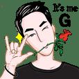 It's me G