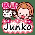 """Pretty Kazuko Chan series """"Junko"""""""