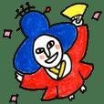 O-hinasan,funny kimono princess