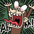 Crazy Funky Monkey8