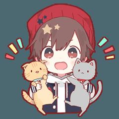 Amatsuki Sticker