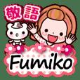 "Pretty Kazuko Chan series ""Fumiko"""