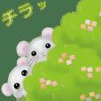 【日本語】マカロンねずみちゃん♪パート2
