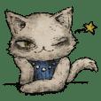 Doodles cat
