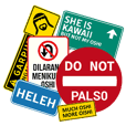 Peridolan Sign 2
