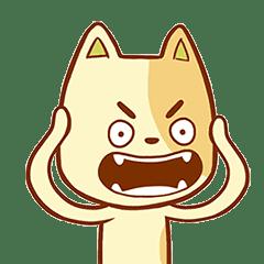 Weird Cat Animation