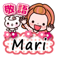 "Pretty Kazuko Chan series ""Mari"""